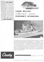 Crosby Boats - Fish-n-Ski 1958 Ad Picture