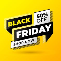 Modern Black Friday banner with a yellow background  Free download: https://www.freepik.com/free-vector/modern-black-friday-banner-with-yellow-background_3149229.htm  More free designs: https://www.freepik.com/myriammira Yellow Background, Backgrounds Free, Free Design, Black Friday, Vector Free, Vectors, Yellow, Free Vector Art, Modern