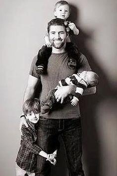 Family man , a real man