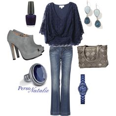 Navy/Grey, created by natalie-buscemi-hindman