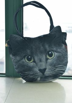 Hey, I found this really awesome Etsy listing at https://www.etsy.com/listing/165219874/russian-blue-cat-bag-cat-lover-tote-cat