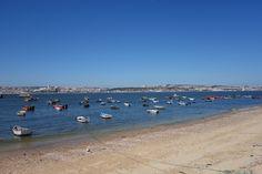Costa da Caparica Beaches By Bike - Lisbon Fishing Boats, Lisbon, Beaches, Costa, Water, Outdoor, Gripe Water, Outdoors, Outdoor Games