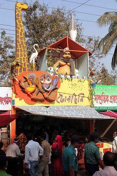 Omor Ekushey Book Fair in Dhaka. http://www.inbangladesh.it/blog/ekushey-book-fair/