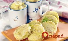 Recepty Archives - Page 116 of 178 - Báječné recepty Russian Recipes, Main Meals, Bread Recipes, Mashed Potatoes, Tofu, Cheese, Ethnic Recipes, Whipped Potatoes