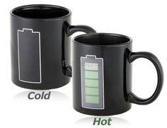 Magic Battery Color Changing Mug (Black) Changing Mug http://www.amazon.com/dp/B00O68YAKI/ref=cm_sw_r_pi_dp_jFjmub193CHW4