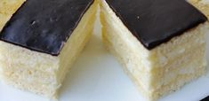 Érdekel a receptje? Kattints a képre! Hungarian Desserts, Hungarian Recipes, Cheesecake, Nutella, Sweet Recipes, Dessert Recipes, Food And Drink, Yummy Food, Sweets