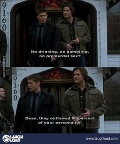 Love my winchester boys