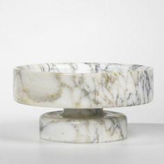 Angelo Mangiarotti Marble Bowl