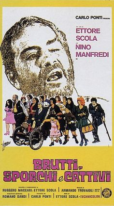 Brutti, sporchi e cattivi | 1976