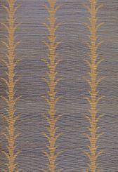 Wallcovering / Wallpaper   Acanthus Stripe in Tumeric   Schumacher