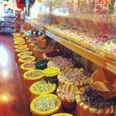 The test of will power; The Sweet Shop-Old Town Temecula :)
