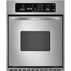 Kitchenaid Self Cleaning Microwave Convection Wall Oven Combo Common 27 In Actual Koce507ebs Pinterest Ovens