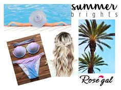 """Summer summer"" by mercija ❤ liked on Polyvore featuring swim"
