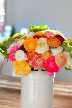 Sustainably grown and carefully selected by professional florists, flowers from The Bouqs Co. will brighten anyone's day. #ad