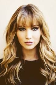 Image result for beachy waves with bangs