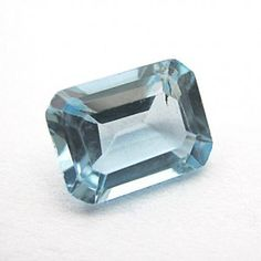 1.79 Carat  Natural Blue Topaz Gemstone Blue Topaz Stone, Pink Topaz, London Blue Topaz, Topaz Gemstone, Gemstones, Yellow, Natural, Stuff To Buy