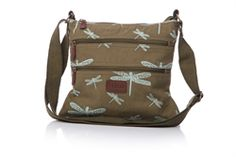 The Shruti Dragonfly Bag in Olive and Aqua £29 super popular this season ... now online at http://www.melburygallery.co.uk/shop/bags-and-purses/ #shruti #dragonfly #greatgiftidea xx