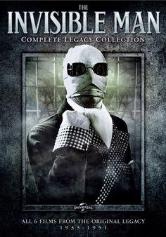 El Hombre Invisible - The Invisible Man (1933) USA