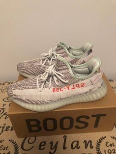 2b794ccb685 Buy Yeezy Boost Yeezy Boost 350 V2 Blue Tints Size 11