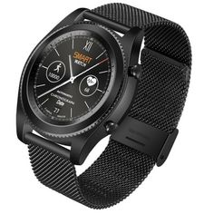 Just US$37.02, buy NO.1 S9 Heart Rate Smartwatch online shopping at GearBest.com Mobile.