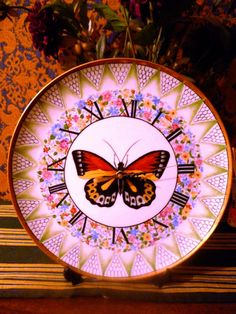 """Porcelain painting""""I draw on the white plate. It took about 1 month."""""""