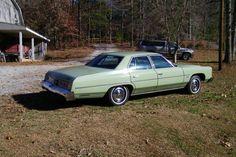 1975 Chevrolet Impala 4 Door