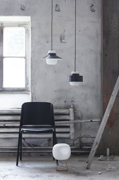 Sanna Luhaniemi / Himmee + Poiat Wall Lights, Chair, Interior, Retro, Furniture, Home Decor, Design, Cords, Appliques