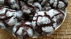 Crinkles ou Craquelins chocolat