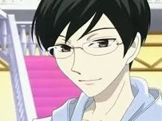 nonbinarycharacteroftheday: Today's Nonbinary Character of the Day is: Kyoya Ootori from Ouran Highschool Host Club Ouran Highschool Host Club, Ouran Host Club, High School Host Club, All Anime, Anime Manga, Anime Guys, Anime Stuff, School Clubs, Anime Characters
