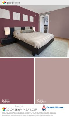 Romantic Master Bedroom Paint Colors - Romantic Master Bedroom Paint Colors , 50 Inspiring Romantic Master Bedroom Ideas for Burning Love Bedroom Colors Purple, Calming Bedroom Colors, Burgundy Bedroom, Romantic Bedroom Colors, Bedroom Colour Palette, Bedroom Wall Colors, Bedroom Color Schemes, Bedroom Decor, Bedroom Ideas