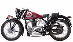 C.1950 GILERA 499CC SATURNO SPORT