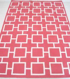 Painted rug diy- needed 1.5 quarts of paint for a 5'x7' rug, fabric medium (liquitex brand- 2.5 bottles per quart), Scotch brand green masking tape (said it's better than blue)