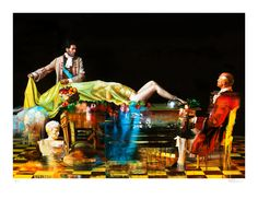 Conor Harrington print: The Unveiling