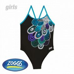 Zoggs Swimsuits - Zoggs Goodwin Spliceback Swimsuit - Black