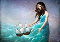 Poster | DESTINY von Christian Schloe | more posters at http://moreposter.de