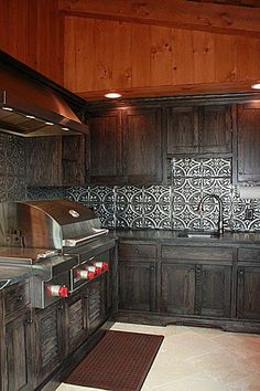 Great Rustic Kitchen