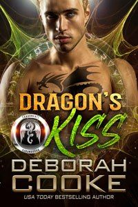 Dragon's Kiss | The Dragonfire Novels