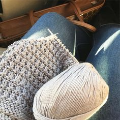 Savoring all this sunshine as we head home...feels like spring is finally around the corner. ☀️ What are y'all up to this weekend?  .  .  .  #knit #knitting #knittersofinstagram #knitstagram #knittingonthego #springiscoming #creativepreneur #weekend #makersgonnamake #dowhatyoulove #instagood #wip #goodvibes #simplelife #handknit #handmade #creativelifehappylife #sunlight #cartrip #maker #knitting_inspiration