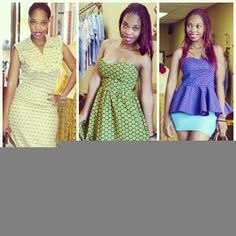 shweshwe,addition set of most recent shweshwe acknowledge been chosen. I hero worship these styles so plentiful and I absitively to apportioning with you. Shweshwe Dresses, Africa Fashion, African Dress, Editorial Fashion, New Dress, Strapless Dress, Fashion Dresses, Style Inspiration, Stylish