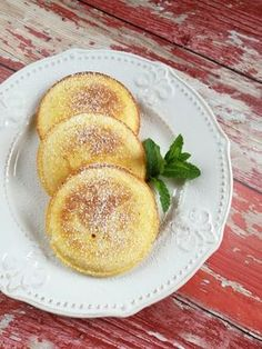 Tarkedli recept Hungarian Recipes, Hungarian Food, Biscotti, Crackers, Cake Recipes, Pancakes, French Toast, Muffin, Paleo