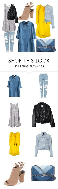 """Untitled #45"" by bettina-agoston on Polyvore featuring WithChic, Topshop, Gap, Kate Spade, Etro, J Brand and STELLA McCARTNEY"