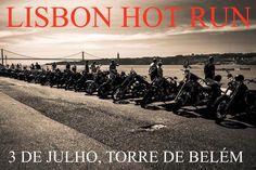 Dia 3 de Julho, a Torre de Belém vai ser o ponto de partida para umaParada de motosHarley-Davidsonpor Lisboa