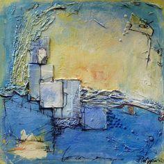 """Philippin, Inge, """"Vision"""" (23) Mit einem Klick auf """"Als Kunstkarte versenden"""" versenden Sie kostenlos dieses Werk Ihren Freunden und Bekannten."""