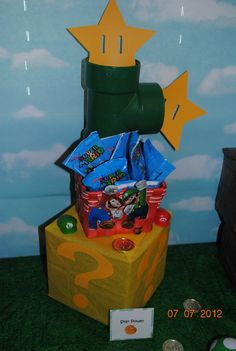 "Photo 5 of 49: Super Mario Party / Birthday ""Talan's 6th birthday"" 