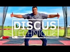 Discus Throw Technique (how to spin) Speed Workout, Track Workout, Gym Workout Videos, Gym Workouts, Discus Thrower, Japanese Quotes, Shot Put, Track And Field, Spin