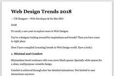 15 Web Design Trends in 2018 (+1 Bonus) – Muzli -Design Inspiration