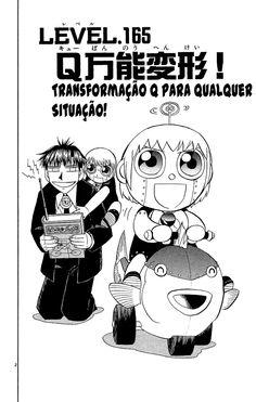 mangaREADER: Konjiki no Gash Bell - Capítulo 165