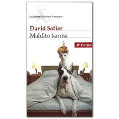 Libro Maldito Karma -   David Safier - Grupo Planeta  http://www.librosyeditores.com/tiendalemoine/3539-maldito-karma-9788432228582.html  Editores y distribuidores