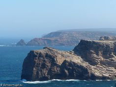 visiter l'Algarve : Cap Saint-Vicent