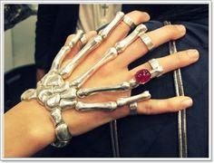 fashion bracelet skull
